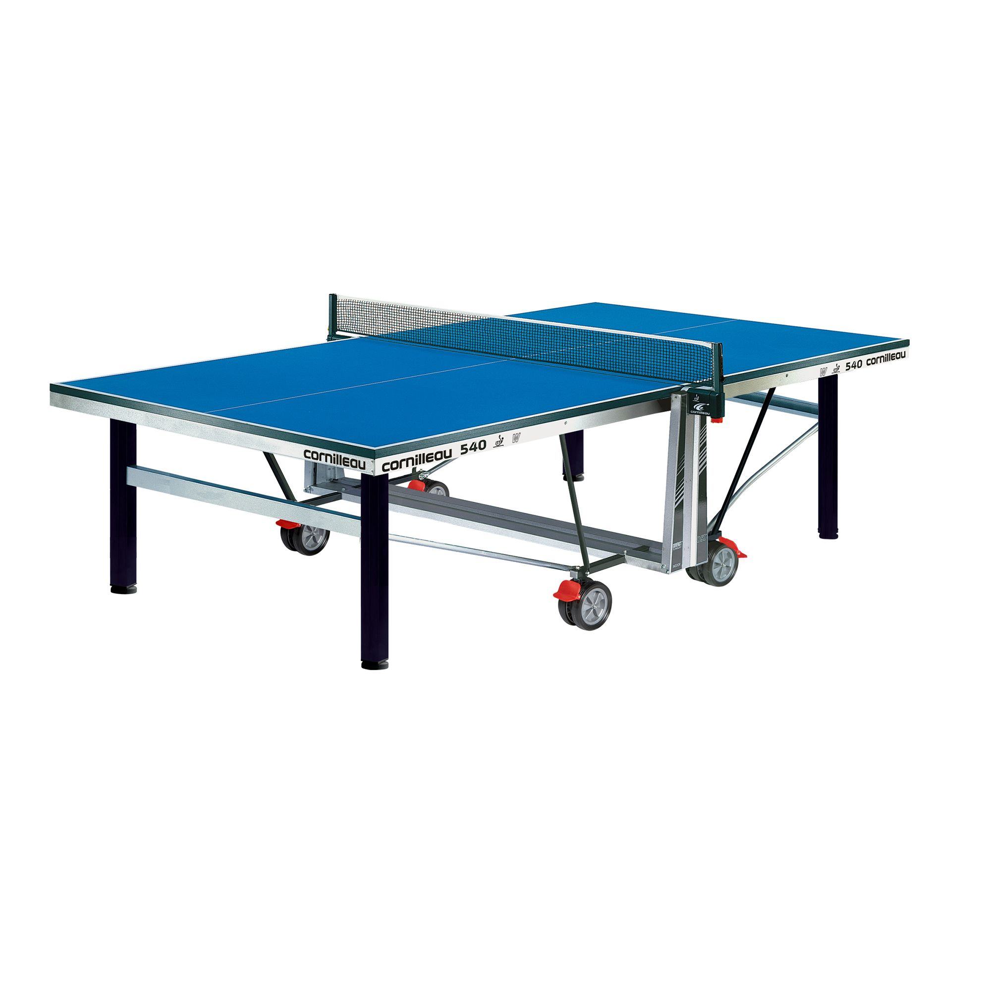 Cornilleau competition 540 rollaway table tennis table - Used outdoor table tennis tables for sale ...