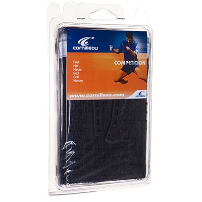 Cornilleau Cotton Net - Competition - Black - Packed
