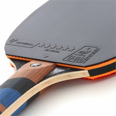 Cornilleau Excell 1000 Carbon PHS Performa 1 Table Tennis Bat - Zoom1