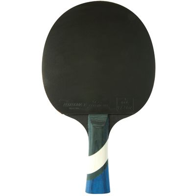 Cornilleau Excell 1000 Carbon PHS Performa 1 Table Tennis Bat Reverse Side