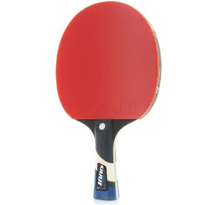 Cornilleau Excell 1000 Carbon PHS Performa 1 Table Tennis Bat Right Side View