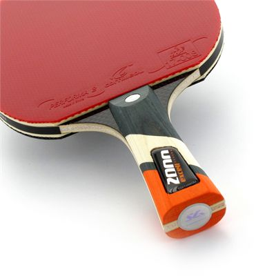 Cornilleau Excell 2000 Carbon PHS Performa 2 Table Tennis Bat 2014 Handle