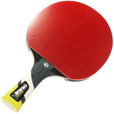 Cornilleau Excell 3000 Carbon PHS Performa 2 Table Tennis Bat Angle View