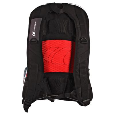 Cornilleau Fittcare Backpack - Back View