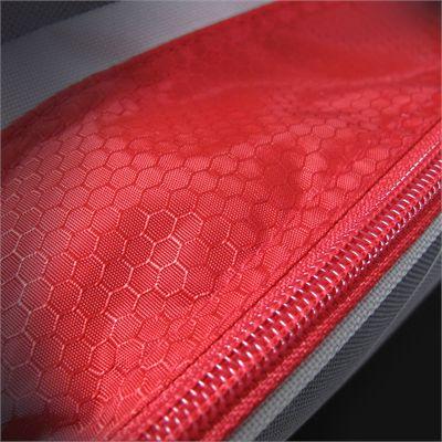 Zip fastener - close view