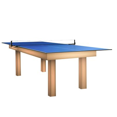 Cornilleau Indoor Conversion Table Tennis Top - In use