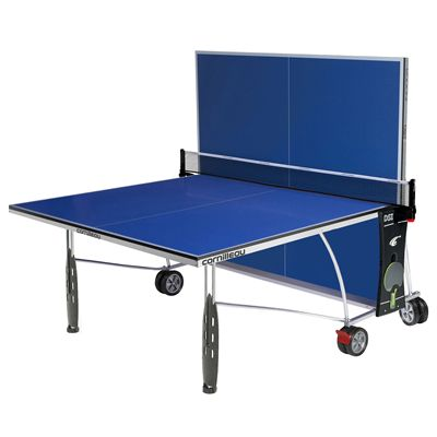 Cornilleau Indoor Sport 250 Rollaway Table Tennis Table 2014 - Playback