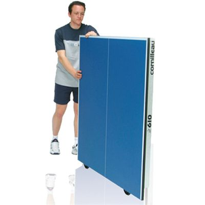 Cornilleau ITTF Competition 610 Static Table Tennis Table - Easy To Move