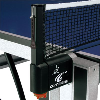 Cornilleau ITTF Competition 610 Static Table Tennis Table - Net Post