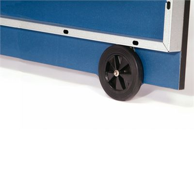 Cornilleau ITTF Competition 610 Static Table Tennis Table - Wheel