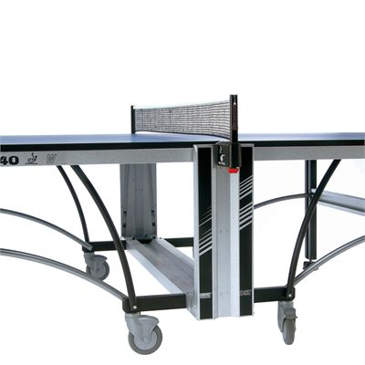 Cornilleau ITTF Competition 640 Rollaway Table Tennis Table - Side View