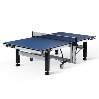 Cornilleau ITTF Competition 740 Rollaway Table Tennis Table 2015 - Blue