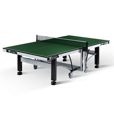 Cornilleau ITTF Competition 740 Rollaway Table Tennis Table 2015 - Green
