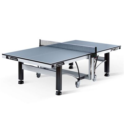 Cornilleau ITTF Competition 740 Rollaway Table Tennis Table - Grey