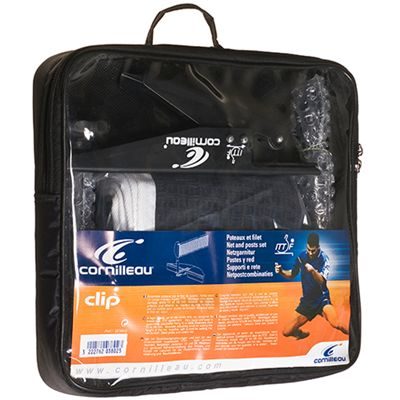 Cornilleau Net and Post Set Clip Packed