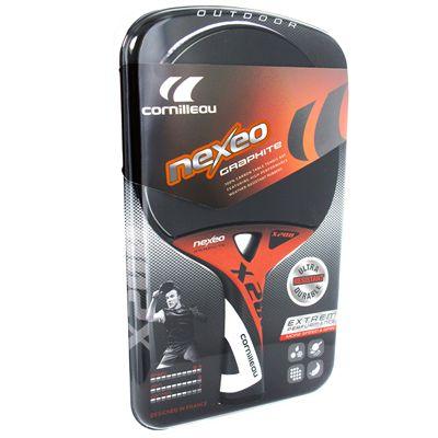 Cornilleau Nexeo X200 Graphite Table Tennis Bat - Box