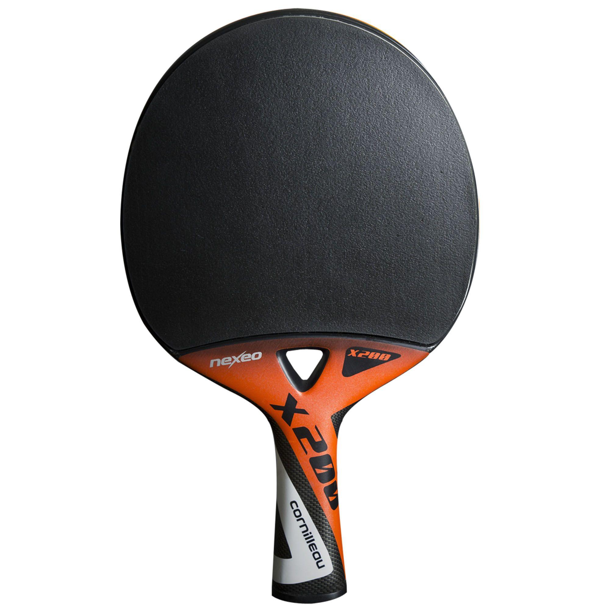 Ultra Durable Outdoor Table Tennis Bat Cornilleau School Softbat