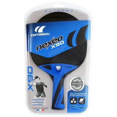 Cornilleau Nexeo X90 Carbon Table Tennis Bat - Image 8
