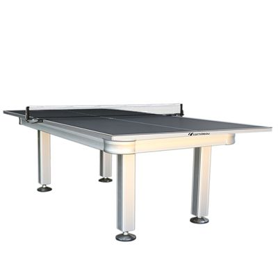 Cornilleau Outdoor Conversion Table Tennis Top - In Use