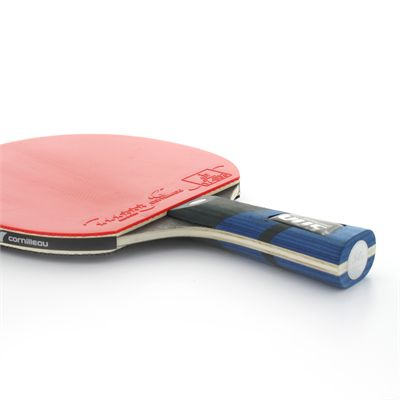 Cornilleau Perform 500 Table Tennis Bat Handle Left Side View
