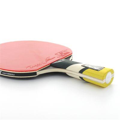 Cornilleau Perform 600 Table Tennis Bat 2014 Handle Left Side View