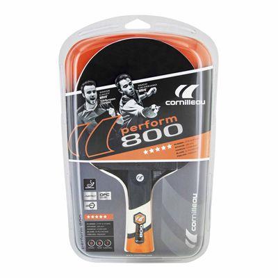 Cornilleau Perform 800 PHS Table Tennis Bat - Package