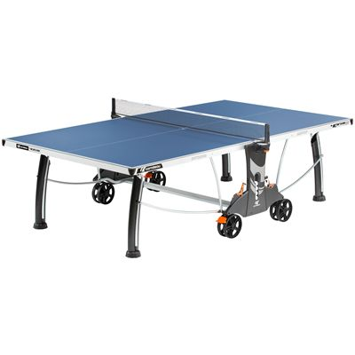 Cornilleau Performance 400M Crossover 6mm Table Tennis Table-Blue