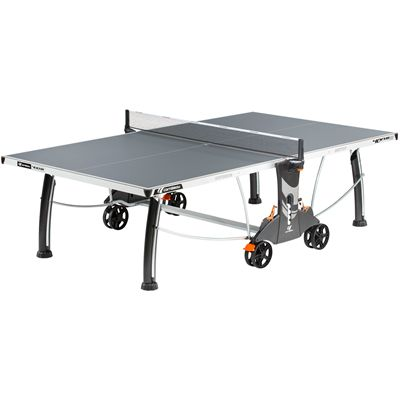 Cornilleau Performance 400M Crossover 6mm Table Tennis Table-Grey