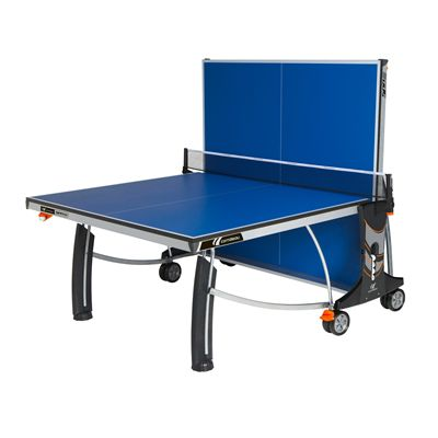 Cornilleau Performance 500 Rollaway Indoor Table Tennis Table-Playback