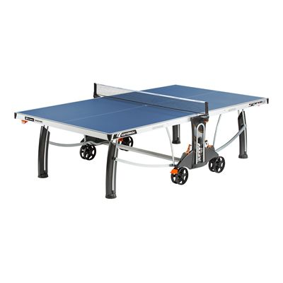 Cornilleau Performance 500M Crossover 7mm Table Tennis Table-Blue