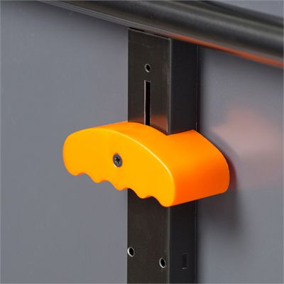 Cornilleau Performance 500M Crossover Outdoor Table Tennis Table Locking Mechanism