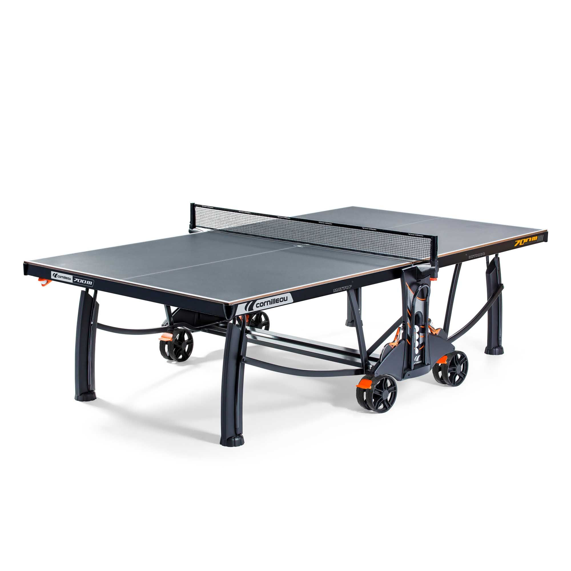 Cornilleau performance 700m crossover outdoor table tennis table - Weatherproof table tennis table ...