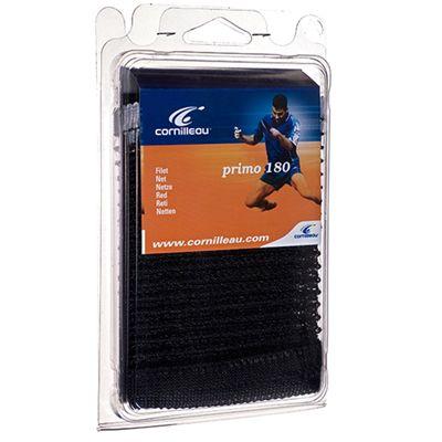 Cornilleau Polyethylene Net - Hobby Primo 180 - Black - Packed