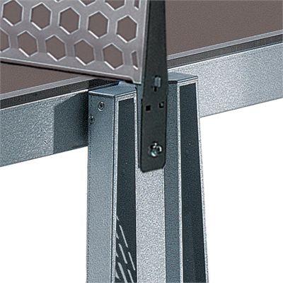Cornilleau Pro 540 Rollaway Outdoor Table Tennis Table - Net Post