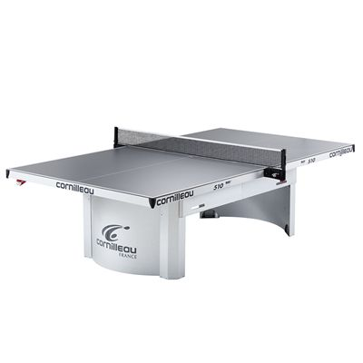 Cornilleau Proline 510 Static Outdoor Table Tennis Table - Sport Net