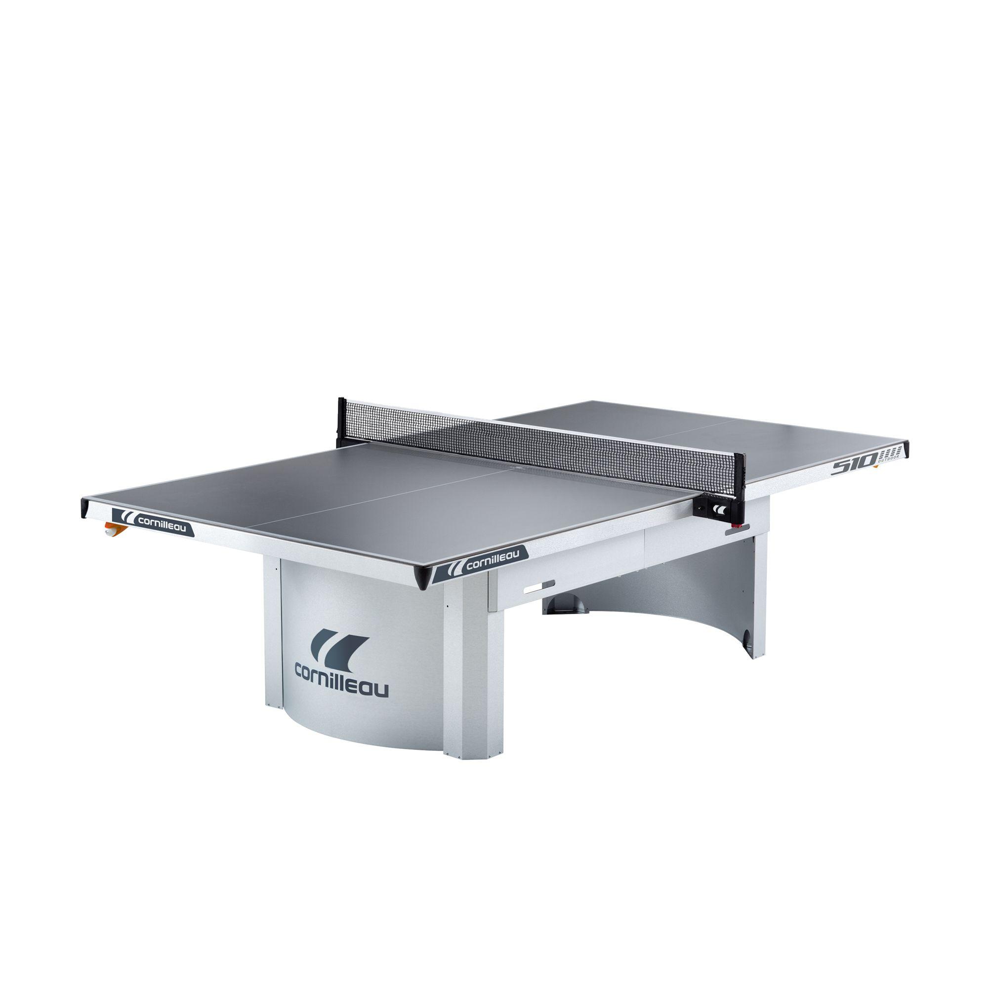 Cornilleau proline 510 static outdoor table tennis table - Weatherproof table tennis table ...
