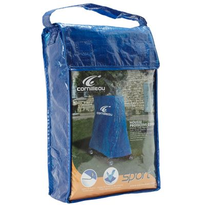 Cornilleau PVC Cover for Rollaway Compact Tables - Blue Packed