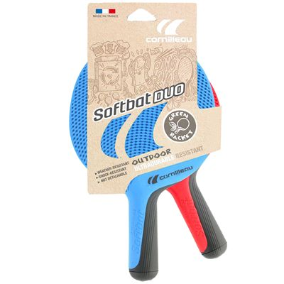 Cornilleau Softbat Eco-Design Outdoor Duo Set - Box
