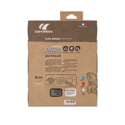 Cornilleau Softbat Eco-Design Outdoor Quattro Pack 2020 - Box