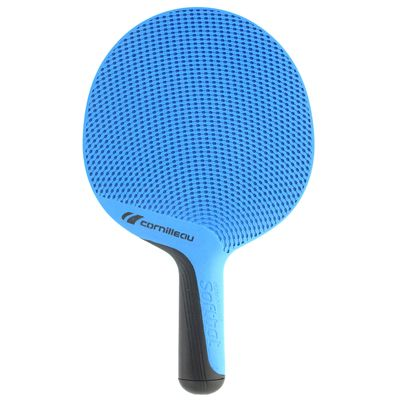 Cornilleau Softbat Eco-Design Outdoor Table Tennis Bat - Blue