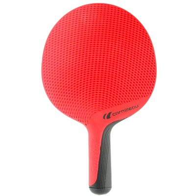 Cornilleau Softbat Eco-Design Outdoor Table Tennis Bat - Red