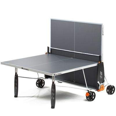 Cornilleau Sport 150S Crossover Outdoor Table Tennis Table-Playback