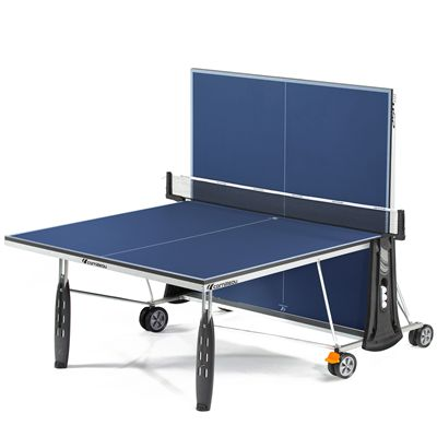 Cornilleau Sport 250 Rollaway Indoor Table Tennis Table-Playback
