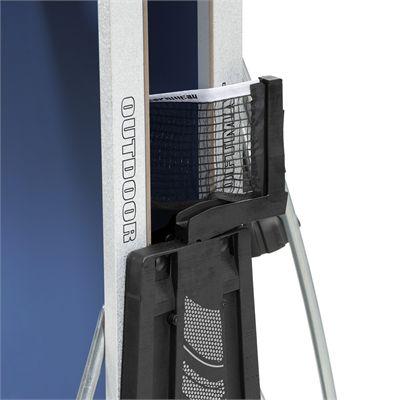 Cornilleau Sport 250S Crossover 5mm Table Tennis Table-Blue-Folding Net