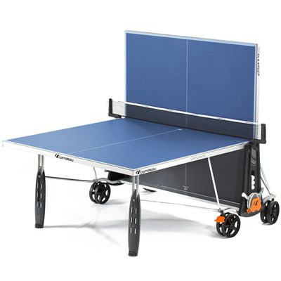 Cornilleau Sport 250S Crossover 5mm Table Tennis Table-Blue-Playback