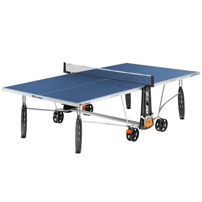 Cornilleau Sport 250S Crossover 5mm Table Tennis Table-Blue