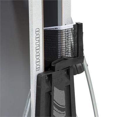Cornilleau Sport 250S Crossover 5mm Table Tennis Table-Grey-Folding Net