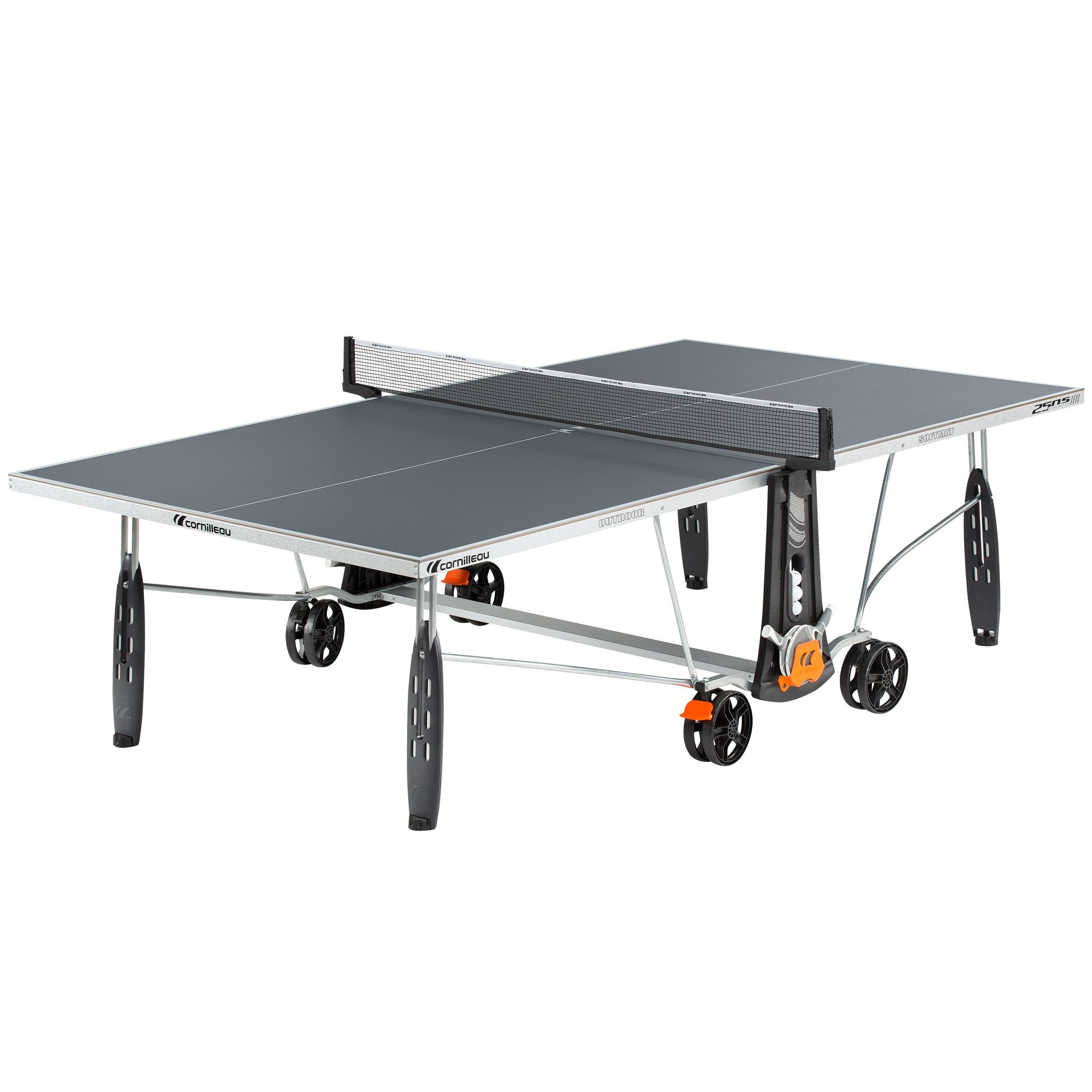 Cornilleau sport 250s crossover outdoor table tennis table - Table ping pong cornilleau outdoor ...