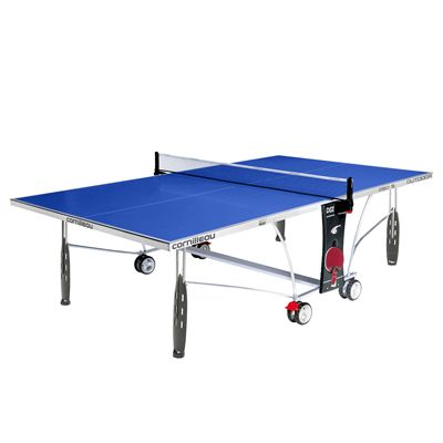 Cornilleau Sport 250S Rollaway Outdoor Table Tennis Table 2014 - Blue