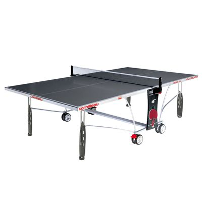 Cornilleau Sport 250S Rollaway Outdoor Table Tennis Table 2014 - Grey